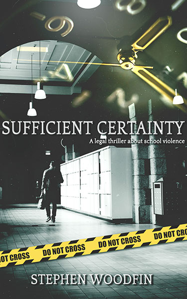 Book Cover: Sufficient Certainty, by Stephen Woodfin