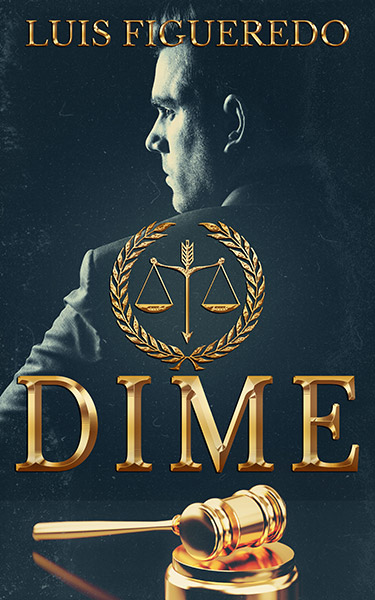 Book Cover: Dime, by Luis Figueredo