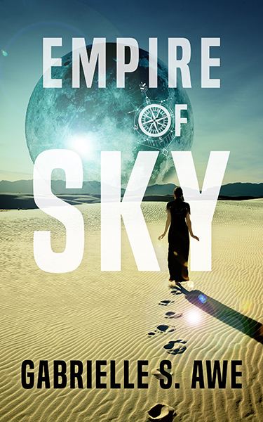 Book Cover: Empire of Sky, by Gabrielle S. Awe