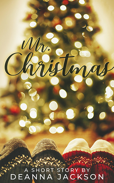 Book Cover: Mr. Christmas, a short story by Deanna Jackson